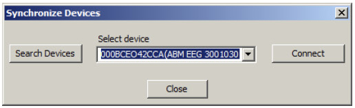 B-Alert device address