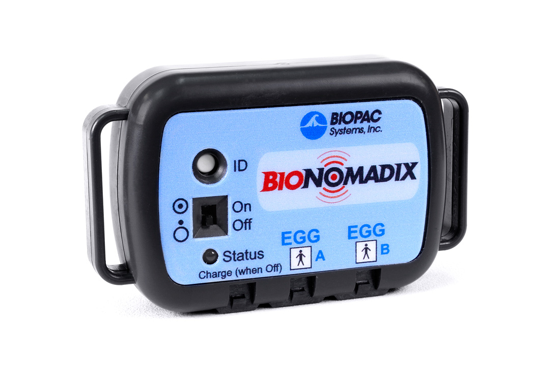 BioNomadix 2Ch Wireless EGG Set