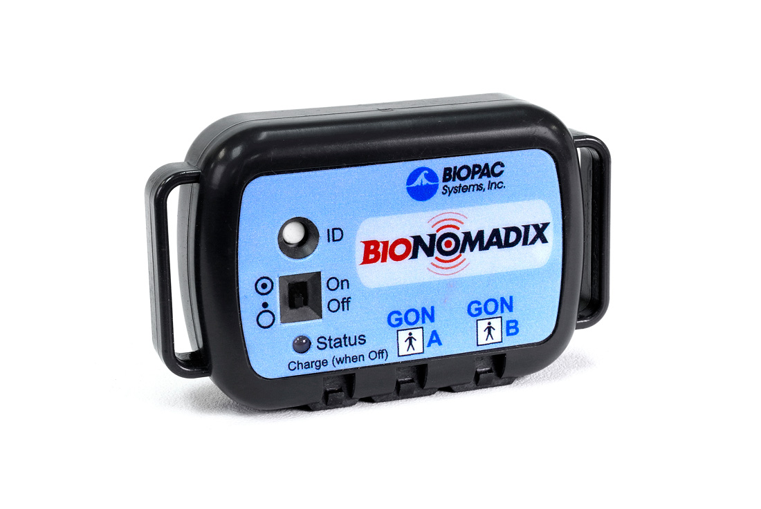 BioNomadix 2Ch Wireless Goniometry