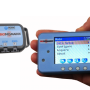 Use Clench Force Trans with Wireless Transmitter and Logger (Sold Separately)