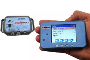 Wireless EDA Transmitter and Logger
