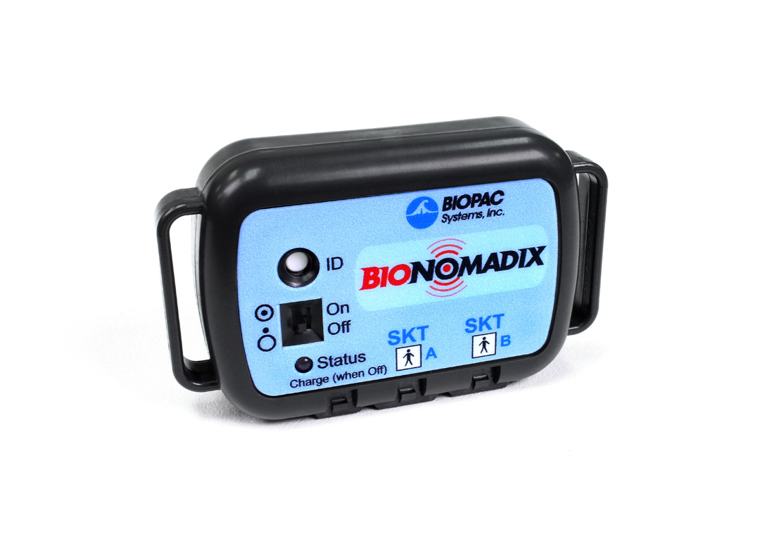 BioNomadix 2Ch Wireless Temperature Set