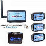 Smart Center controller, 2-3 wireless transmitters & AcqKnowledge plus case