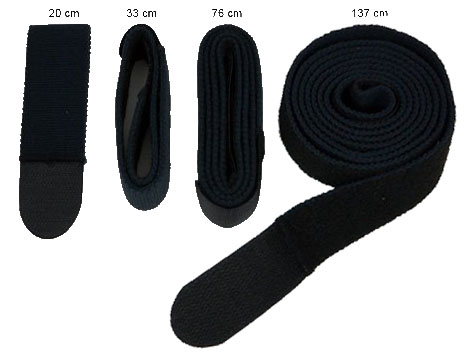 BioNomadix Strap Sizes