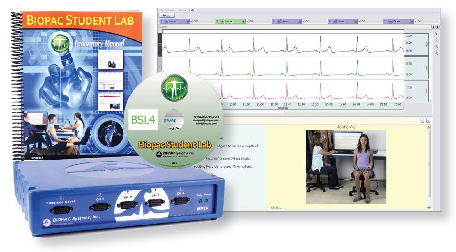 Bioapc StuentLab integrated hardware, software, and curriculum