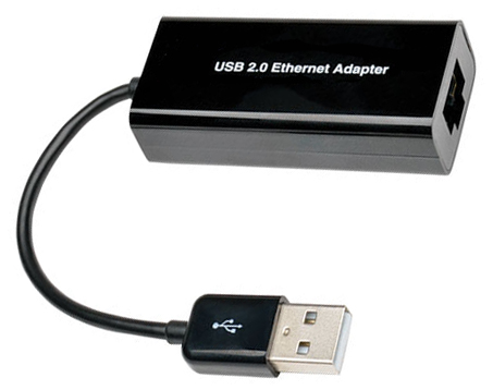 USB to Ethernet Adapter | ETHUSB | Research | BIOPAC
