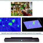 Remote Screen-based Eye Tracking BAr