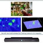Remote Screen-based Eye Tracking BAr