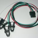 impedance leads for EBI100D or NICO100D