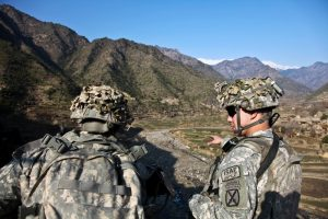 Veterans from recent conflicts in the Middle East frequently suffer from WLI.