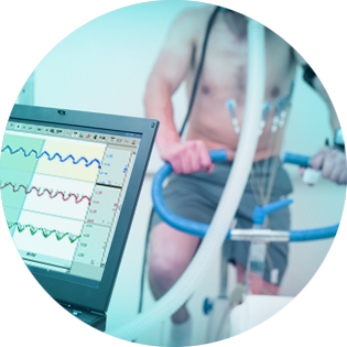airflow data from exercising human