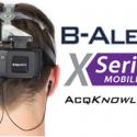B-Alert EEG+ECG and AcqKnowledge