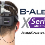 B-Aert X10 EEG+ECG and AcqKnowledge