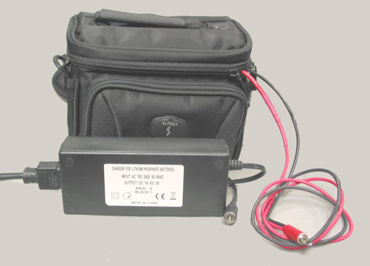 MP System Battery and Charger