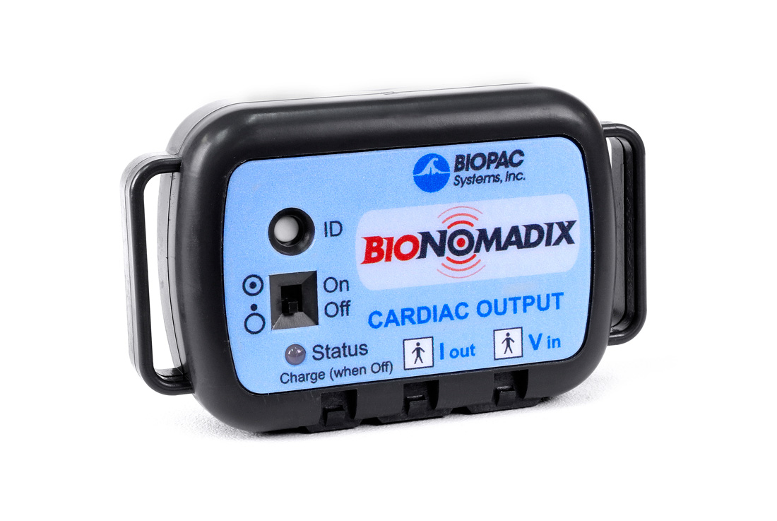 BioNomadix Wireless NICO Noninvasive Cardiac Output Set
