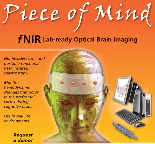 Near Infrared Spectroscopy Laboratory | Center for Brain ...