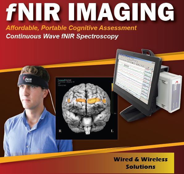 Continuous Wave fNIR Spectroscopy