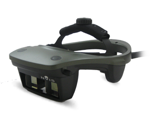 Head-Mounted Display - High Res