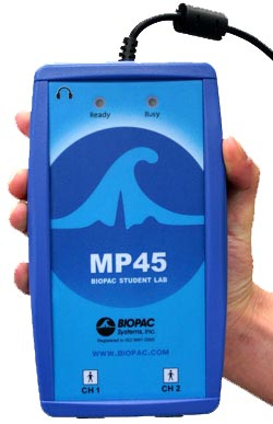 BIOPAC DAQ for life science labs