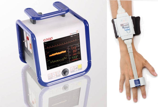 NIBP100D Noninvasive Blood Pressure Monitoring System