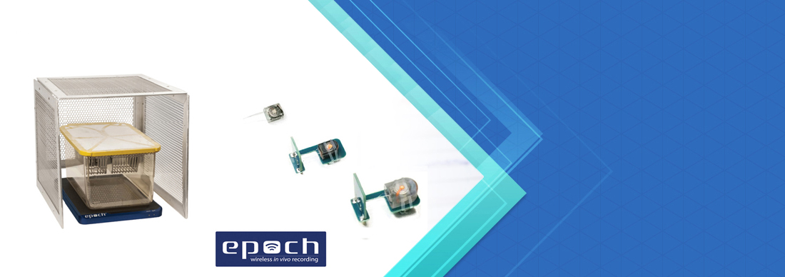 Epoch wireless in vivo recording systems