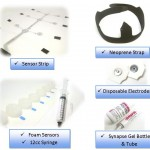 sensors and accessories for B-Alert Wireless EEG