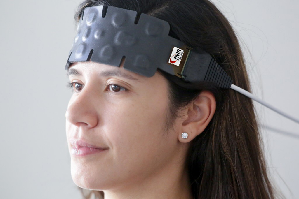 fnir near infrared spectroscopy prefrontal cortex