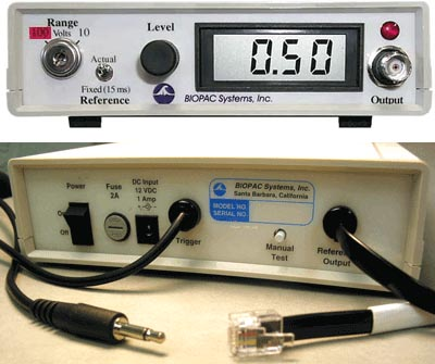 Constant Voltage Stimulator  - Unipolar Pulse